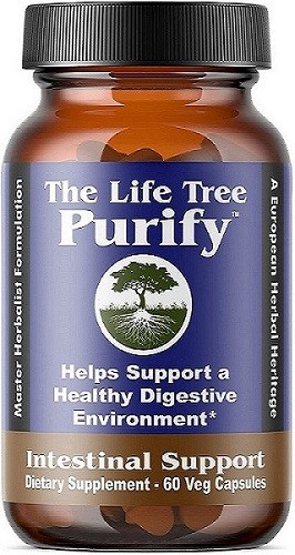 Purify Parasite Cleanse & Intestinal Support