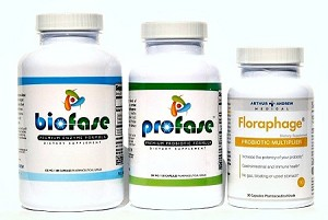 Biofase - Profase - Floraphage Kit is Discounted 10%